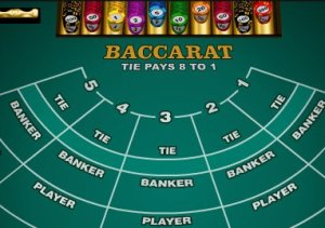 Sejarah Baccarat